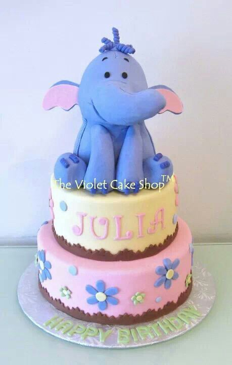 Elephant cake CAKES AND CUPCAKES IDEAS Pinterest
