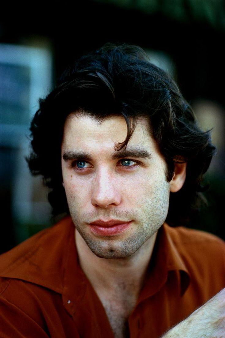 John Travolta: I would stare at him all day!!!