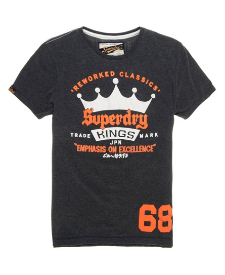 Superdry Kings T-shirt