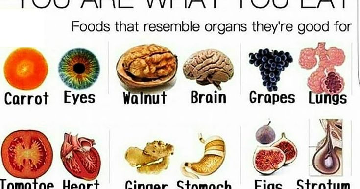 Image result for foods that resemble organs   Food Eat ...