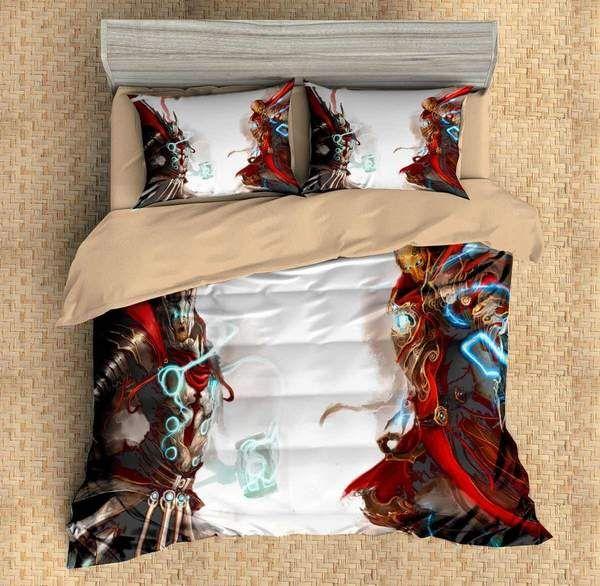 3d Customize Thor Vs Iron Man Bedding Set Duvet Cover Set Bedroom Set Bedlinen Mens Bedding Sets Duvet Bedding Sets Duvet Cover Sets