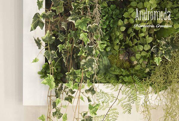 Las 25 mejores ideas sobre jardin vertical artificial en for Jardines verticales valencia