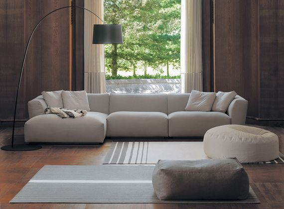 Elliot Sectional - Sofas - Seating - Furniture - Dering Hall