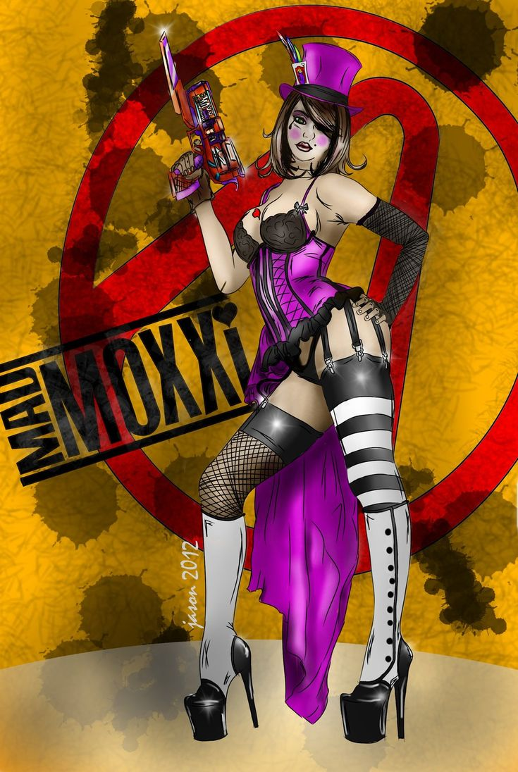 Borderlands iphone skin Gaige by MentalMars by mentalmars on