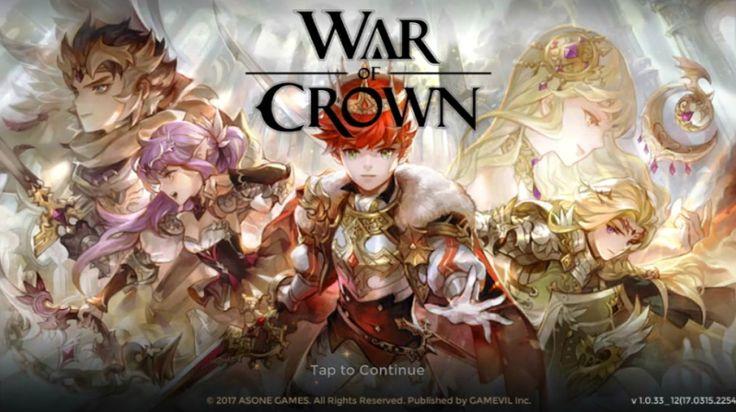 War of Crown - Gioco simil Final Fantasy Tactics - Rilasciata