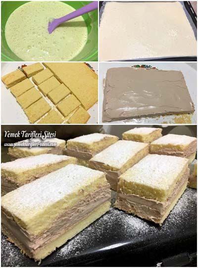 Kolay Yumuşacık Pasta Tarifi