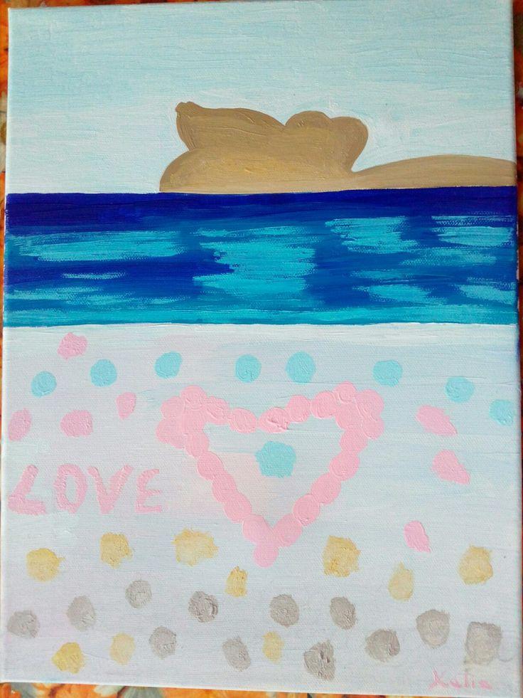 (LOVE) Glass beach - March 1st 2017