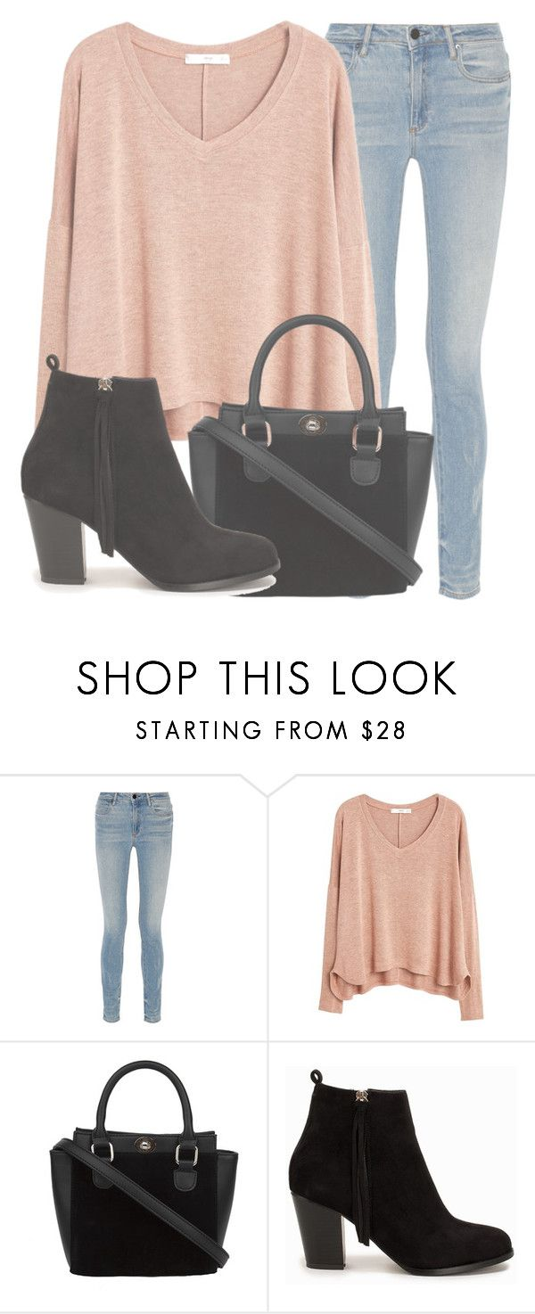 """""""Outfit #1130"""" by sofiaabaarona1998 on Polyvore featuring moda, Alexander Wang, MANGO y Nly Shoes"""