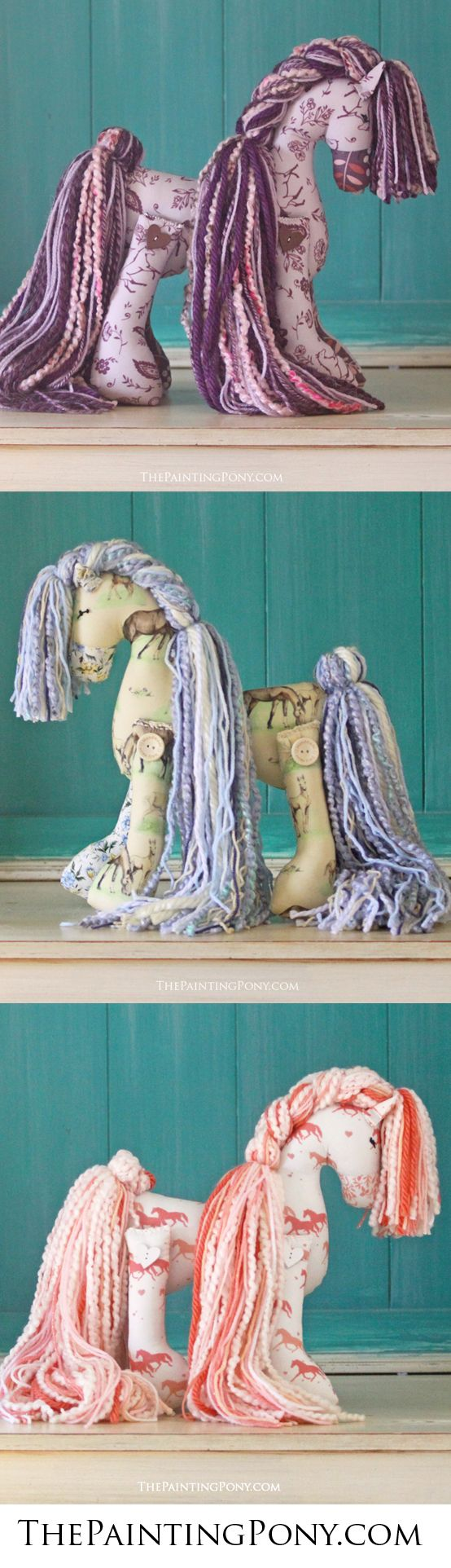 CUTE gifts for the horse lover! Equestrian ponies for the horse addicted or anyone who loves horses, pony, and horseback riding.