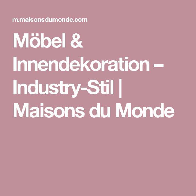 Möbel & Innendekoration – Industry-Stil | Maisons du Monde
