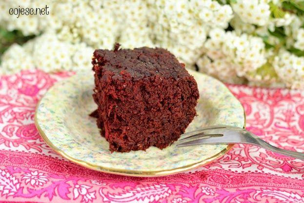 Czeko - ciasto buraczane | Zdrowe przepisy Pauliny Styś