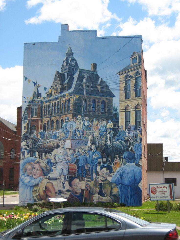 Amherst, Nova Scotia in Nova Scotia