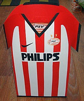 Surprise shirt voetbal