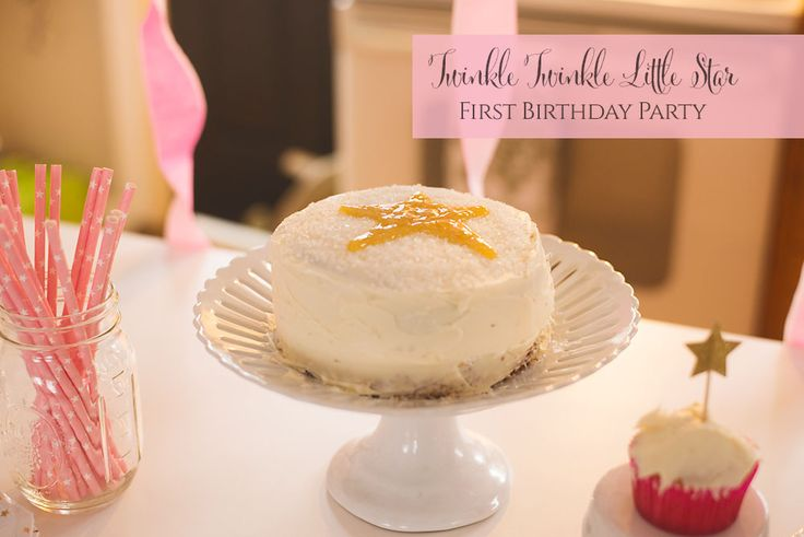 A Twinkle, Twinkle Little Star First Birthday Party | Burlington VT Moms Blog