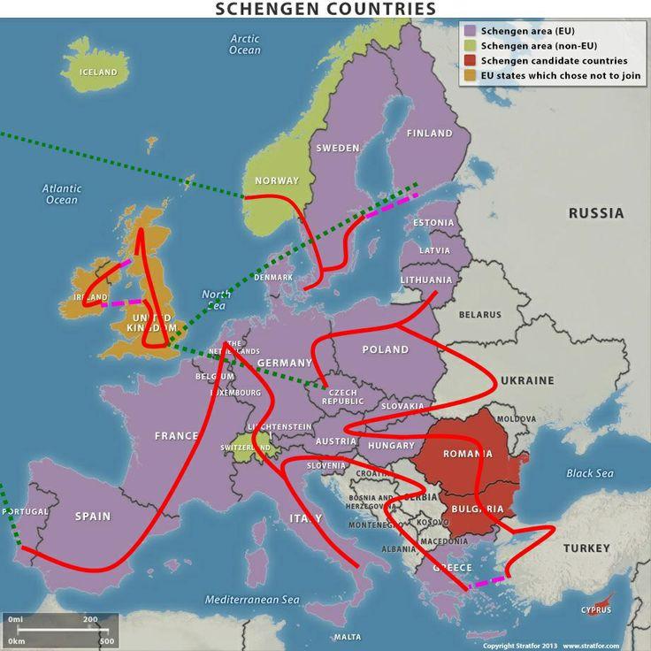 Schengen Area... confused?
