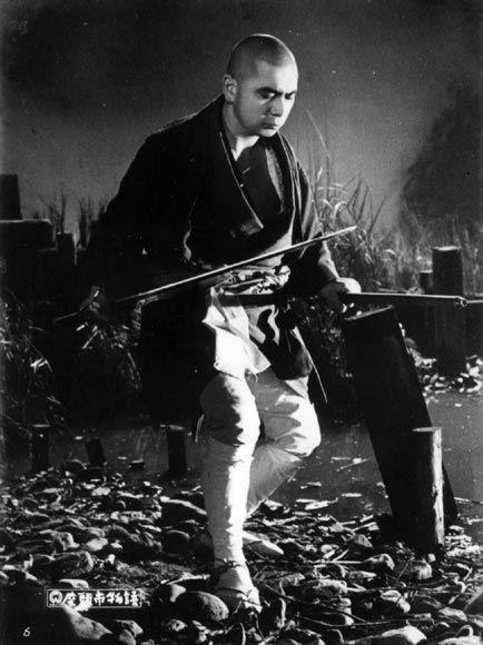 The Blind Ninja - Happy Birthday To The Great Shintaro Katsu