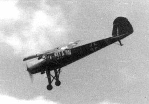 Von Richthofen flew in the Fi 156 Storch during the campaign, to see the battlefield for himself. Von Richthofen commanded Fliegerführer z.b.V. during the Invasion of Poland, which began on 1 September 1939, starting the war in Europe. The operational goal of Fliegerführer z.b.V., was to support the German Tenth Army, under the command of anglophile Walter von Reichenau, who von Richthofen met shortly before the campaign.