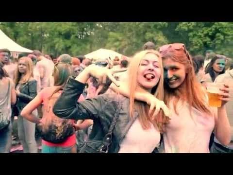 HOLI GAUDY 2015 - Berlin // FiSa Aftermovie - YouTube