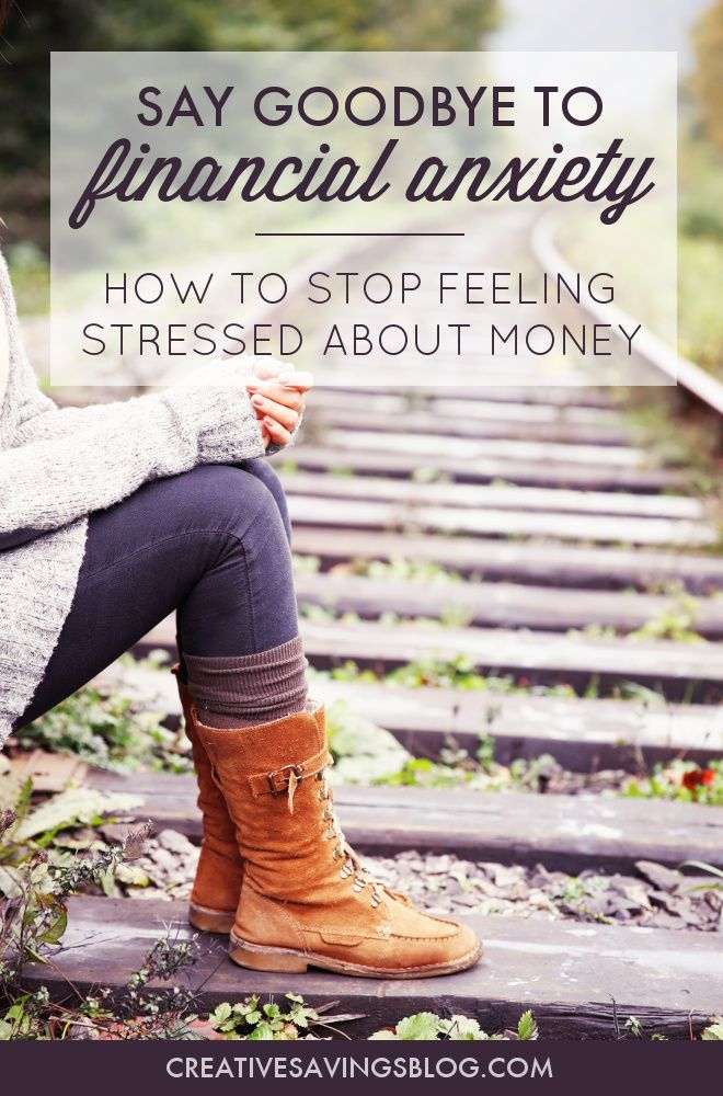 If financial anxiety keeps you awake at night, it's time to create an action plan to help conquer it. Whether you're worried about covering an unexpected expense, stressed about paying the monthly bills, or frustrated with an unattractive retirement plan, this in-depth post will ease your worries and help YOU take back control.
