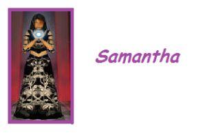 Samantha: significato onomastico e numerologia del nome