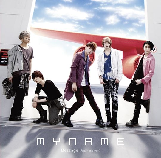 MYNAME unveils Japanese Version Hello & Goodbye Music Video ~ mykpopnote