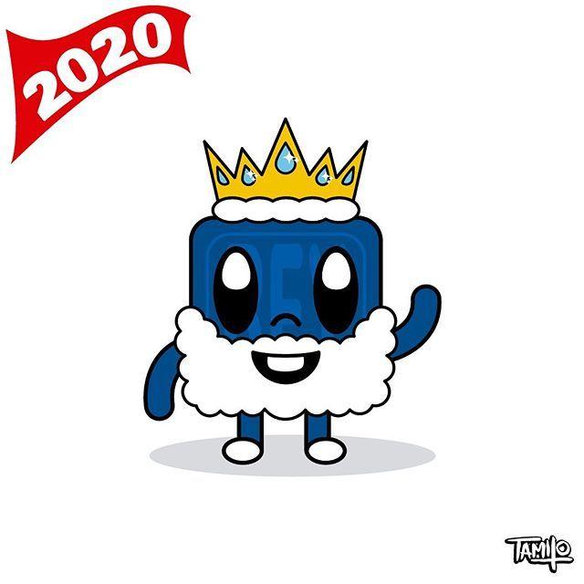 Una Buen Bano Con Jabon Rey Para Iniciar El 2020 Jabonrey 2020 Jabon Elrey Illustration Tamiloburgos Colo Cute Illustration Cute Art Illustration
