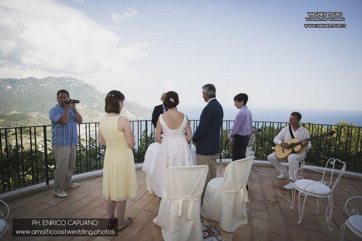 Ravello Symbolic Wedding Blessing Ceremony Vows Renewal Ceremony