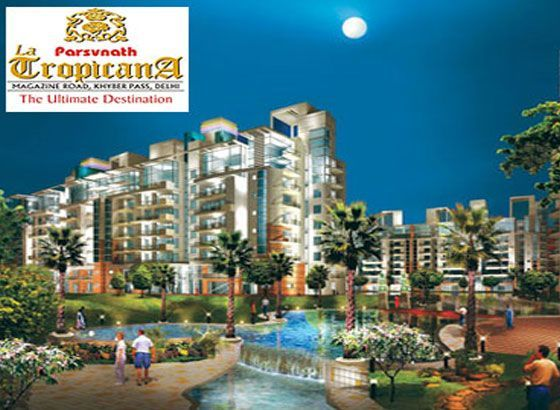 Project name: Parsvnath La Tropicana  Type of apartments:Appartment  Area range built up:2530 sq.ft. - 4580 sq.ft.  Price starting from:Call for Price  City:Delhi  Location:Civil Lines  Bed room:3BHK,4BHK,5BHK http://99olx.com/project_details.php?id=978