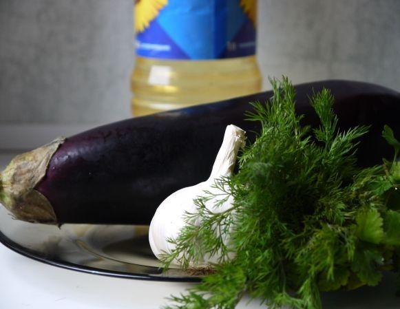 Жареные баклажаны на зиму - пошаговый рецепт с фото на Повар.ру