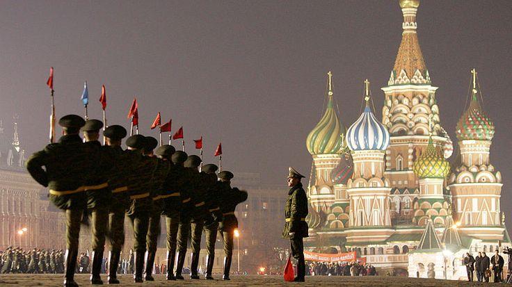 Utazás, nyaralás, Vörös tér, Oroszország, Moszkva