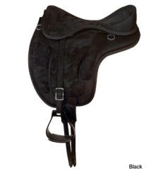 Kimberley Ultralight Treeless Saddle - Horse.com, nice looking bareback saddle