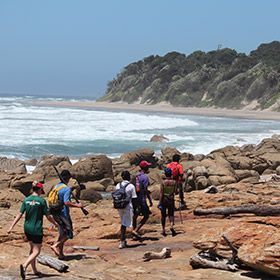 3 day Amadiba hiking-packages-wild-coast #MtentuLodge #Hiking #onewithnature