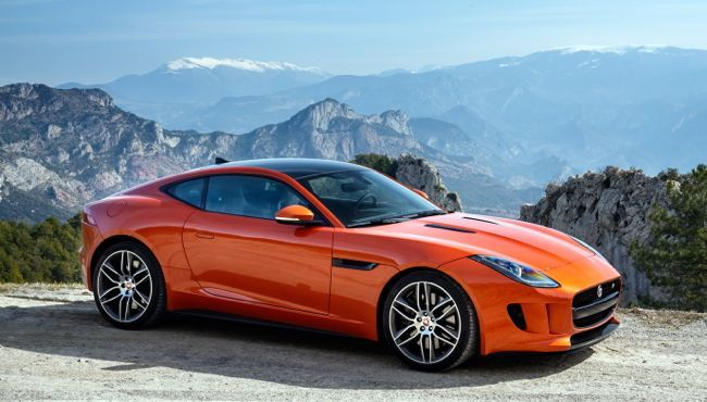 Jaguar F-Type Coupe review (2014 onwards)