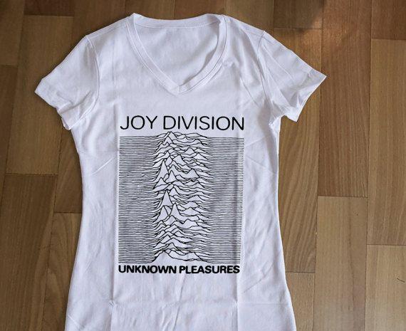 Joy Division Women T-shirt Joy Division Inspired by nelyshops64