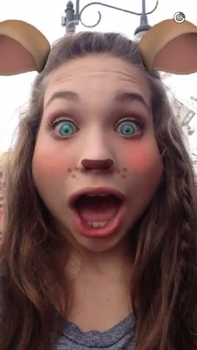 Dance Mom girls take over Snapchat! @KKFandom