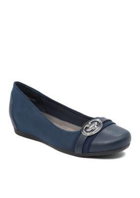 Baretraps Women's Miana Navy Shoe - Navy - 6.5M