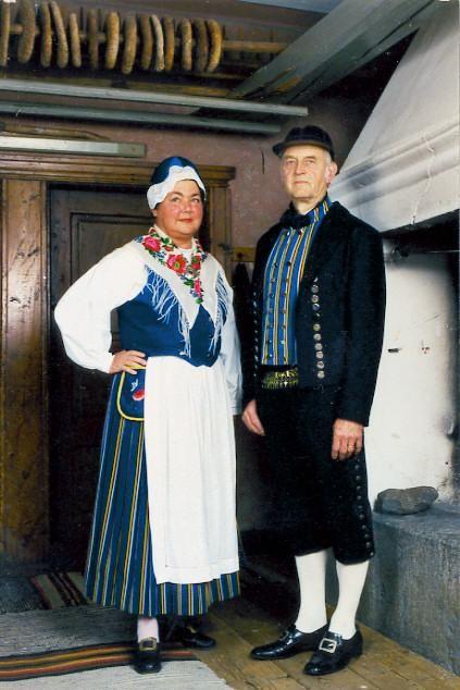 Munsala Munsala, Österbotten Folkdräkter - Dräktbyrå - Brage