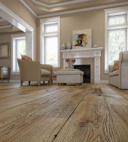 Salon, podłoga drewniana Sen Starego Malarza