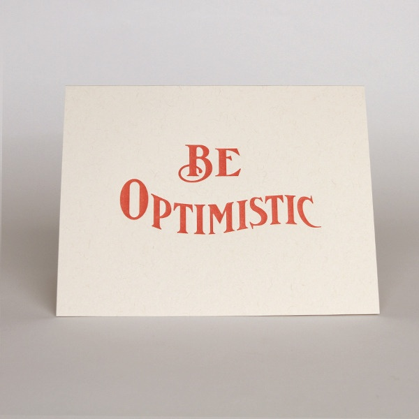 Killing Optimism / Paper | cards and invites | Pinterest
