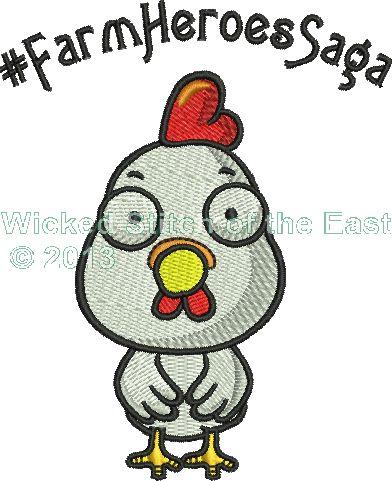 #FarmHeroesSaga Be Your Own Hero!