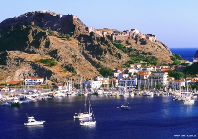 Myrina , Lemnos , Greece
