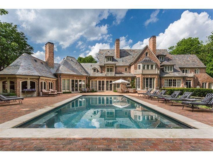 5799 Sunset Lane Indianapolis, Indiana, United States U2013 Luxury Home For Sale