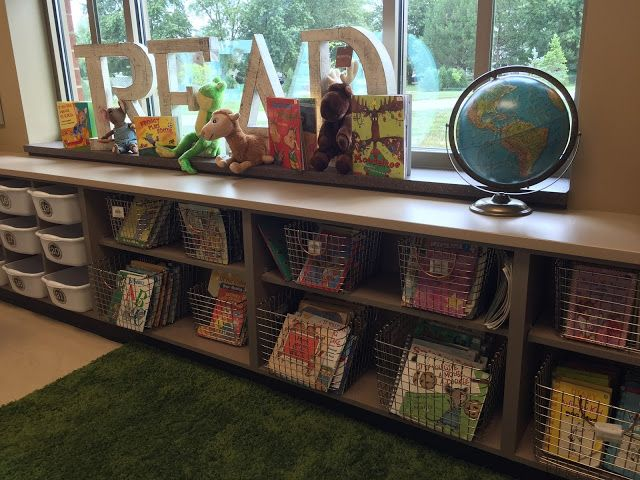 Classroom Decorating Fixer Upper Style ~ Best ideas about classroom reading nook on pinterest