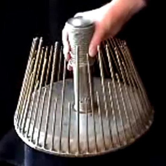 Here's the Crazy Instrument That Makes All Those Creepy Horror-Movie Sounds: Ever wondered how all those scary movies sound so scary?