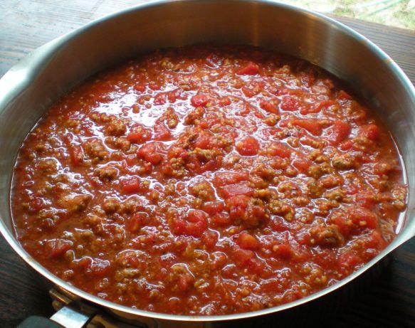 Mimis Fantastic Thick Spaghetti Sauce Recipe - Food.com