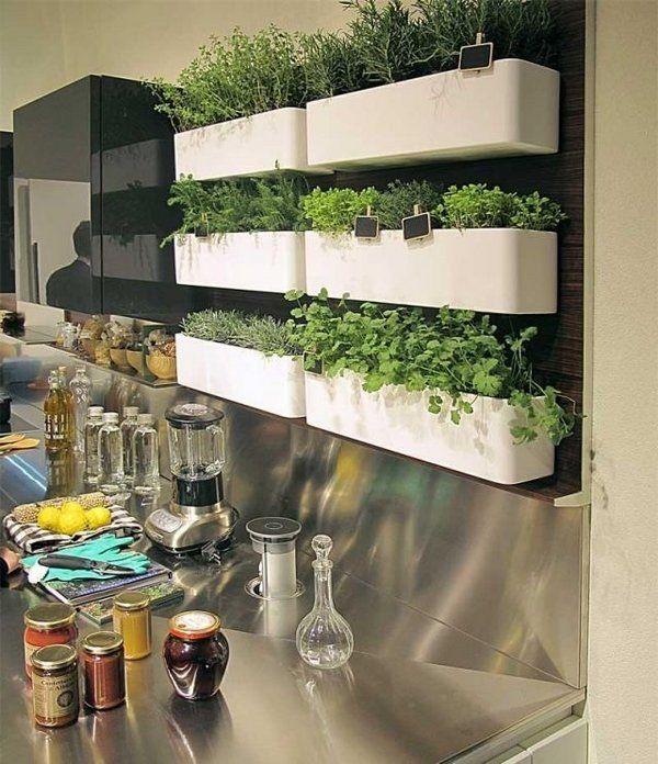 Kitchen Herb Garden Design: Best 25+ Kitchen Window Sill Ideas On Pinterest