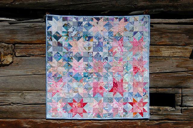 Star Quilt by balu51: Scrap Quilts, Beautiful Scrappy, Amazing Scrappy, Quilts Sewing, Stars Quilts, Beautiful Colors, Star Quilts, Photo Shared, Scrappy Stars