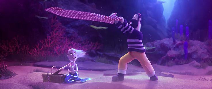 """Der Animationsfilm """"The Mermaid"""" erinnert charmant an das Tragen einer Rettungsweste  Es gibtDinge, deren Notwendigkeitnicht bei allen Menschen ankommen. Das Thema Rettungswesten gehört definitiv dazu. Deshalb gibt es von Seiten ..."""