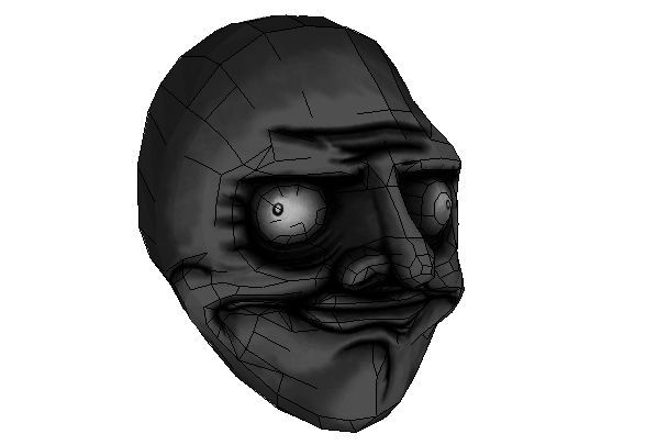 Payday: The Heist - Life Size Troll Hoxton Mask Free Papercraft Download - http://www.papercraftsquare.com/payday-the-heist-life-size-troll-hoxton-mask-free-papercraft-download.html#Cosplay, #Hoxton, #LifeSize, #Mask, #Payday, #PaydayTheHeist, #Troll
