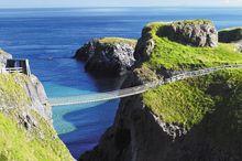 Circuits voiture en liberté en Irlande, chaussée des géants ...